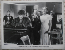 Dark Victory, Original Movie Still, Bette Davis is socialite Judith Traherne '39 (7)